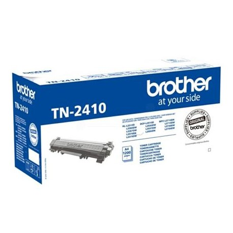 Brother TN-2410 juoda tonerio kasetė