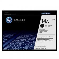 HP 14A juoda tonerio kasetė (CF214A)
