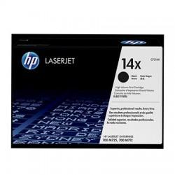 HP 14X didesnės talpos juoda tonerio kasetė (CF214X)