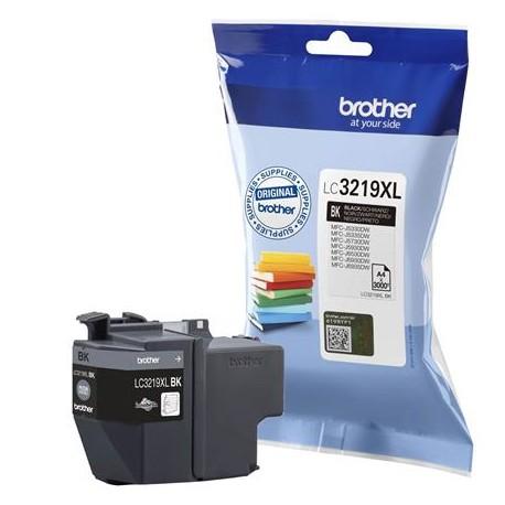 Brother LC3219XLBK didesnės talpos juoda rašalo kasetė