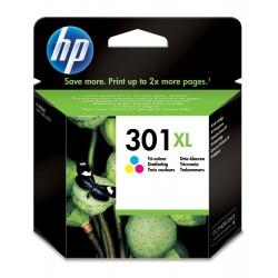 HP 301XL didesnės talpos daugiaspalvė rašalo kasetė