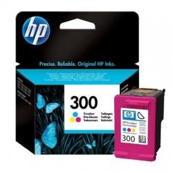 HP 300 daugiaspalvė rašalo kasetė
