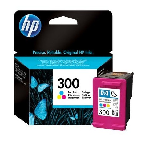HP 300 multicolored ink cartridge (CC643EE/Nr.300)