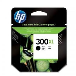HP 300 didesnės talpos juoda rašalo kasetė