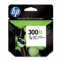 HP 300XL higher capacity multicolored ink cartridge