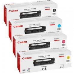 Canon 718 tonerių komplektas