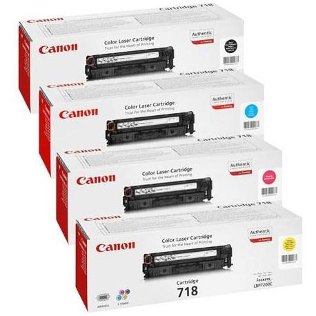 Canon Cartridge 718 toner kit (Cartridge 718)