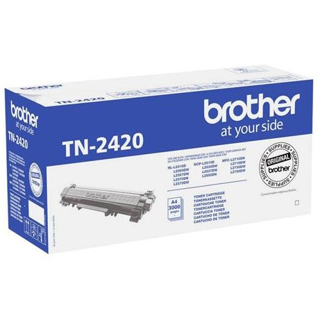 Brother TN-2420 juoda tonerio kasetė