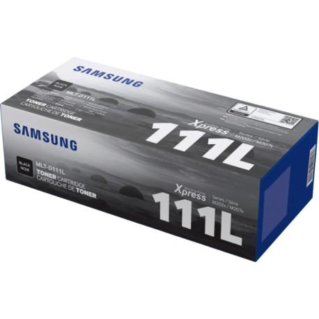 Samsung 111L higher capacity black toner cartridge (MLT-D111L)