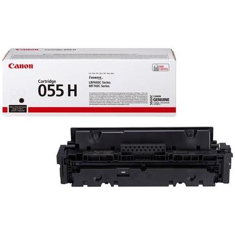 Canon Cartridge 055H didesnės talpos juoda tonerio kasetė