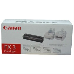 Canon FX-3 juoda tonerio kasetė