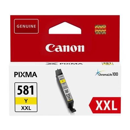 Canon CLI-581YXXL yellow ink cartridge (CLI-581YXXL)