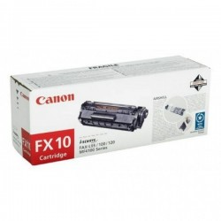 Canon Cartridge FX-10 black toner cartridge (FX-10)
