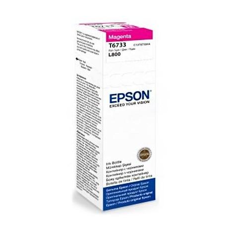 Epson T6733 magenta ink bottle (C13T67334A)