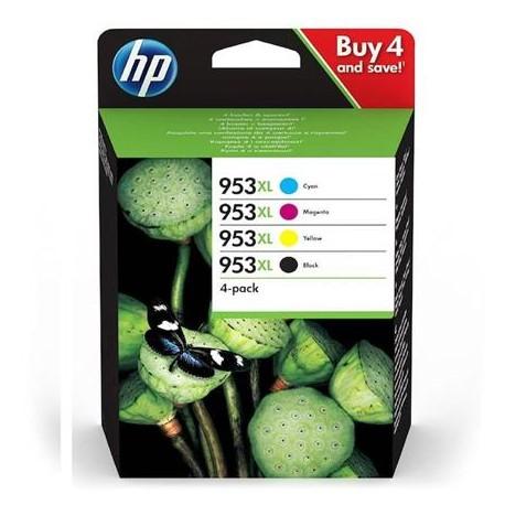 HP 953XL higher capacity ink cartridge kit (3HZ52AE)
