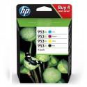 HP 953XL higher capacity ink cartridge kit