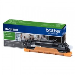 Brother TN-247BK black toner cartridge (TN-247BK)