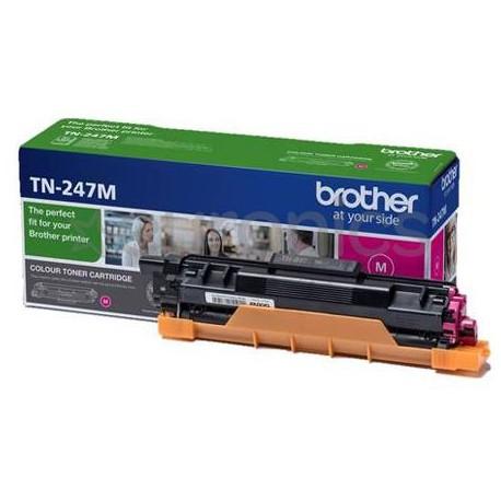 Brother TN-247M magenta toner cartridge (TN-247M)