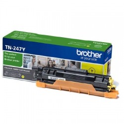 Brother TN-247Y yellow toner cartridge (TN-247Y)