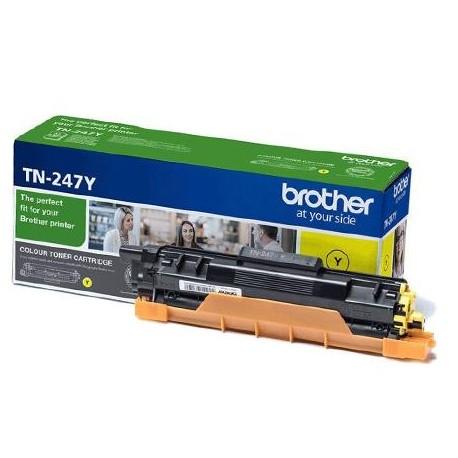 Brother TN-247Y geltona tonerio kasetė