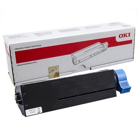 OKI 45807106 black toner cartridge (45807106)