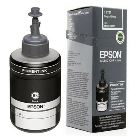 Epson T7741 black ink bottle (C13T774140)