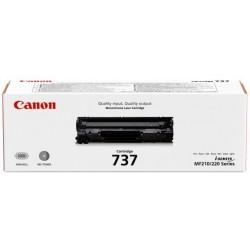 Canon Cartridge 737 juoda tonerio kasete (Cartridge737)