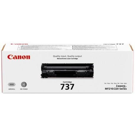 Canon Cartridge 737 black toner cartridge (Cartridge 737