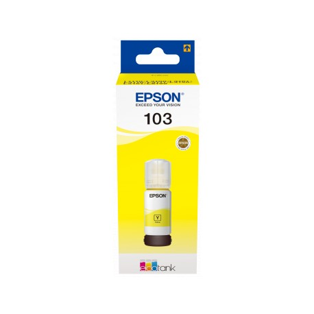 Epson 103 yellow ink bottle (C13T00S44A)