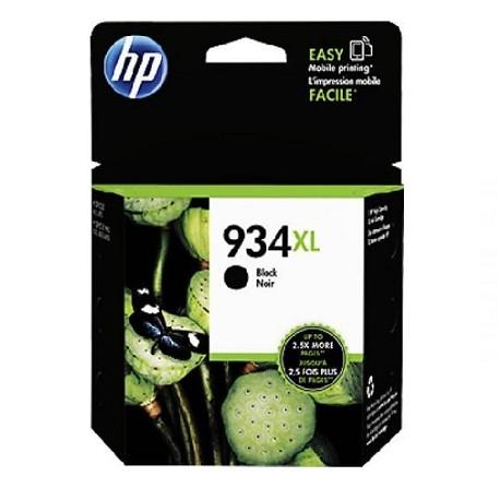 HP 934XL higher capacity black ink cartridge (C2P23AE)