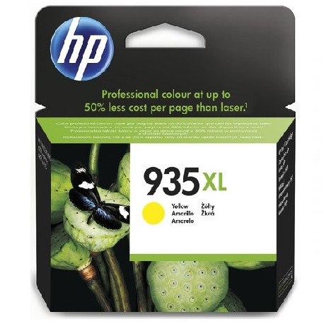 HP 935XL higher capacity yellow ink cartridge (C2P26AE)