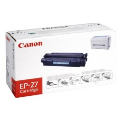 Canon Cartridge EP-27 black toner cartridge (EP-27, 8489A002)