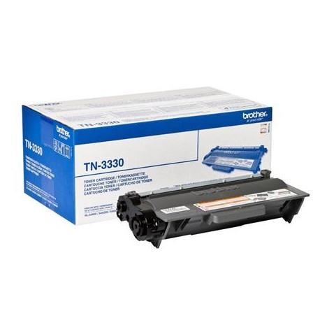 Brother TN-3330 juoda tonerio kasetė