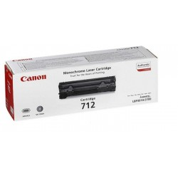 Canon Cartridge 712 black toner cartridge (Cartridge 712