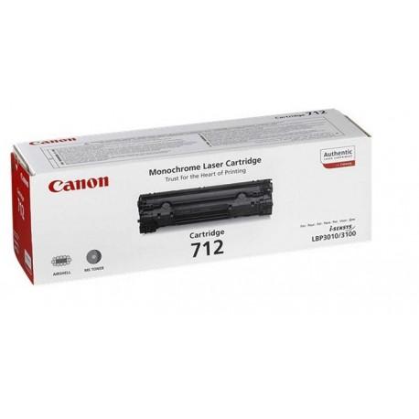 Canon Cartridge 712 black toner cartridge (Cartridge 712