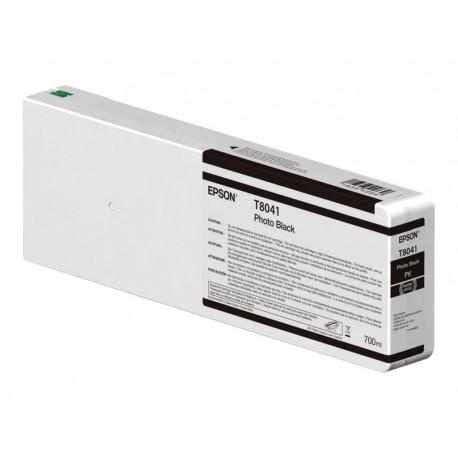 Epson T8041 foto juoda rašalo kasetė