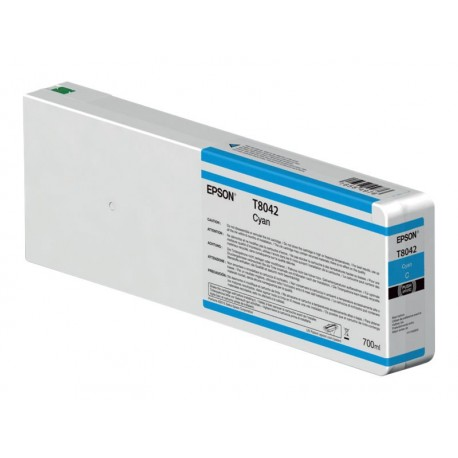 Epson T8042 cyan ink cartridge (C13T804200)