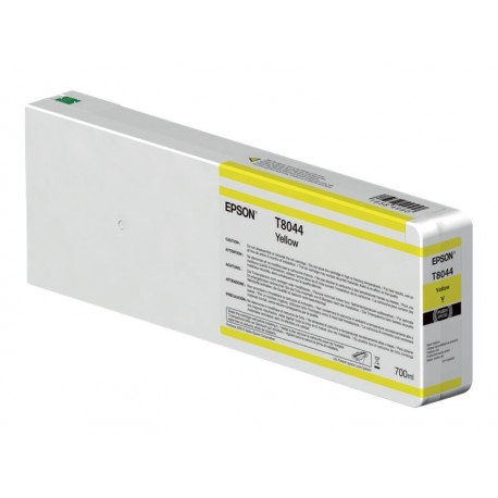 Epson T8044 yellow ink cartridge (C13T804400)