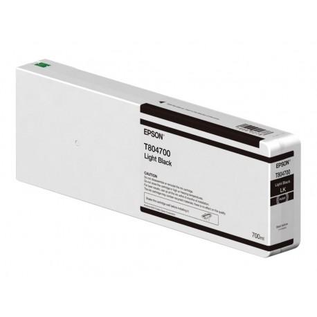 Epson T8047 šviesiai juoda rašalo kasetė