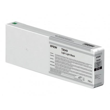 Epson T8049 light light black ink cartridge (C13T804900)