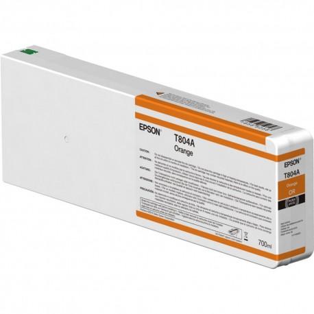 Epson T804A oranžinė rašalo kasetė