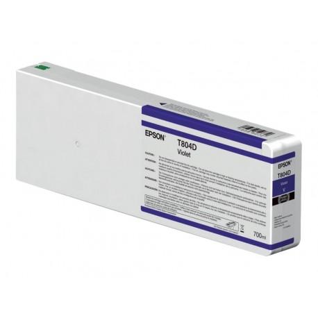 Epson T804D violet ink cartridge (C13T804D00)