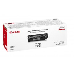 Canon Cartridge 703 black toner cartridge (Cartridge 703