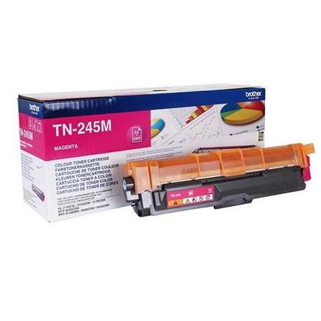 Brother TN-245M magenta toner cartridge (TN-245M)