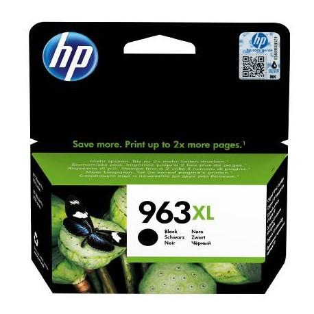 HP 963XL higher capacity black ink cartridge (3JA30AE)