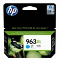 HP 963XL higher capacity cyan ink cartridge