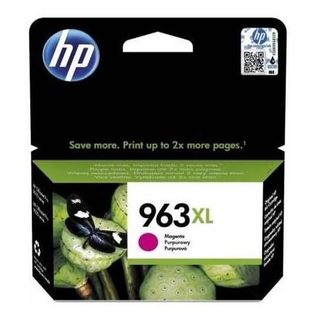 HP 963XL higher capacity magenta ink cartridge (3JA28AE)