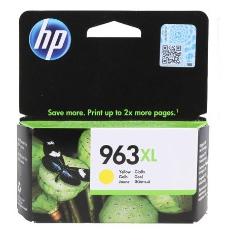 HP 963XL higher capacity yellow ink cartridge (3JA29AE)