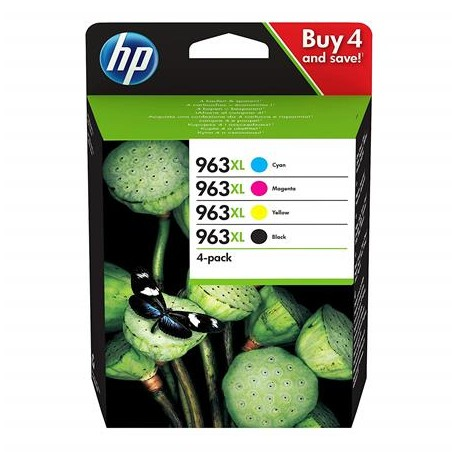 HP 963XL ink cartridge kit (3YP35AE)