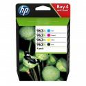 HP 963XL ink cartridge kit